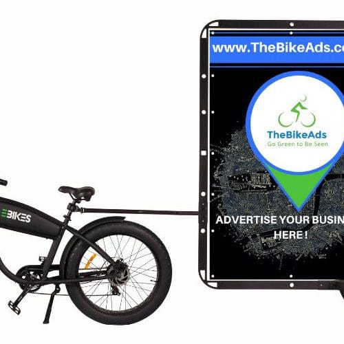 Premium Advertising Bike For Sale